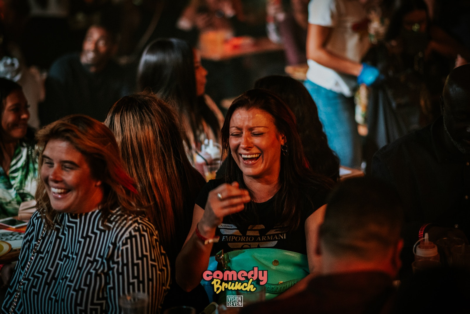 Comedy Brunch – 25th January