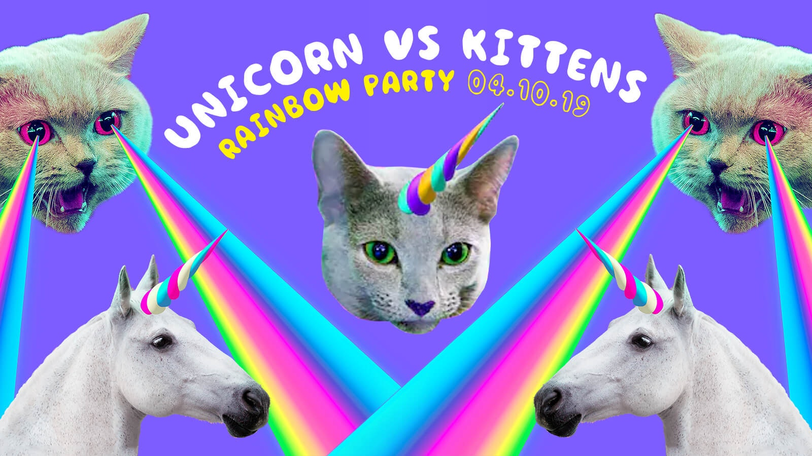MEDICATION – UNICORNS VS KITTENS