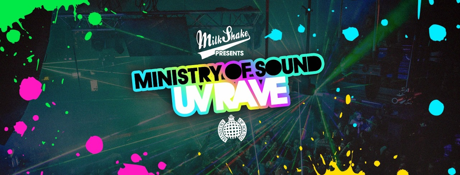 The Milkshake, Ministry of Sound UV Rave 2019 ⚡