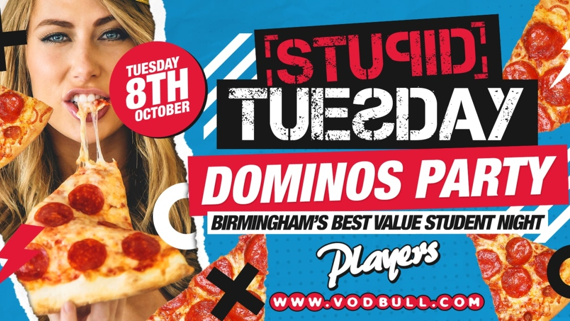 🍕 STUESDAY – 200 on the door from 11pm 🍕