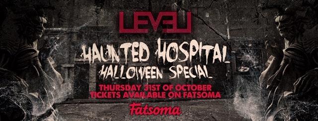 Halloween Night – Haunted Hospital & Asylum Special