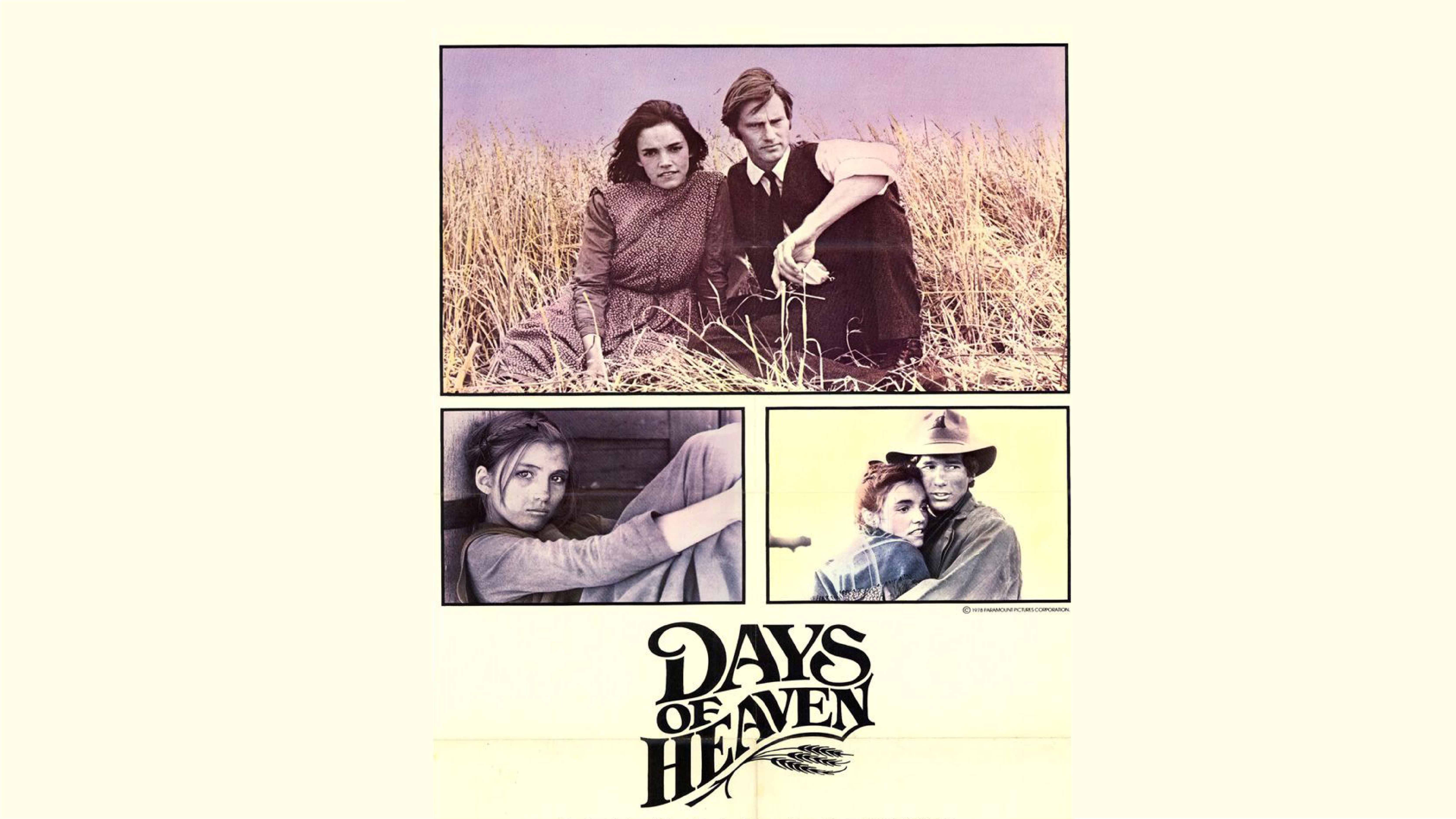 Days Of Heaven – Screening