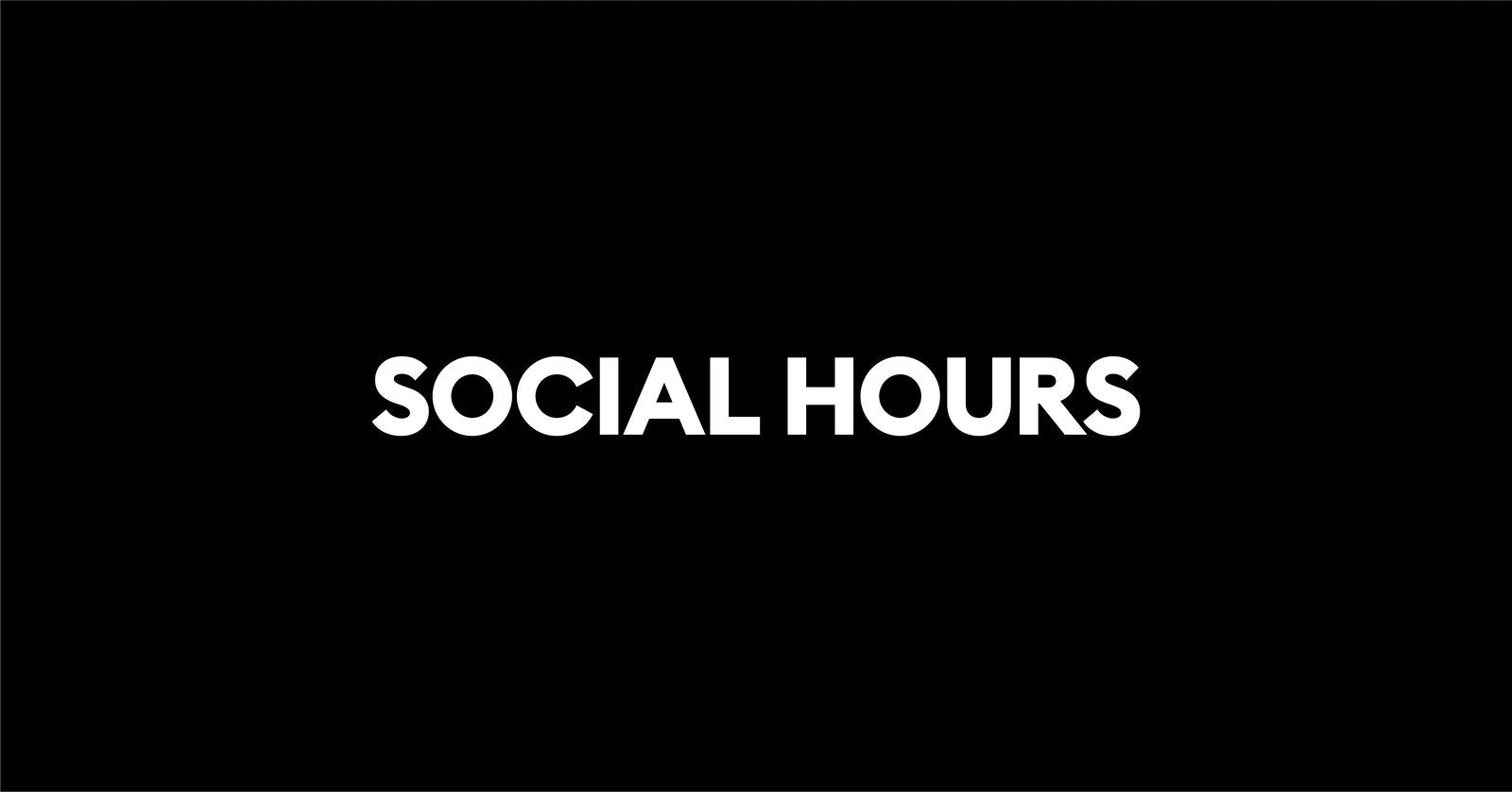 Social Hours – Nerram's Birthday Bash with Gwenan