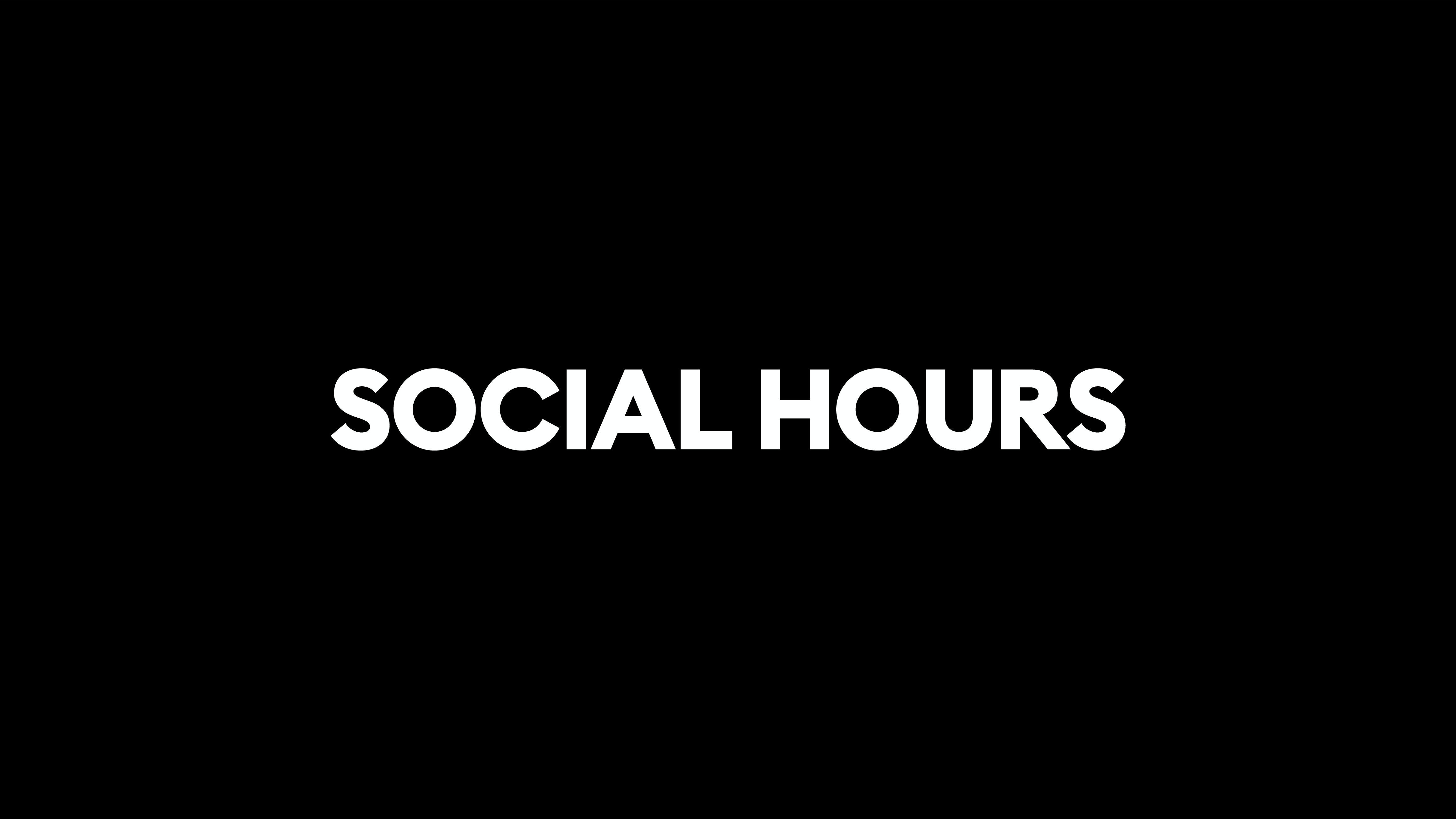 Social Hours with Evan Baggs & Sohrab