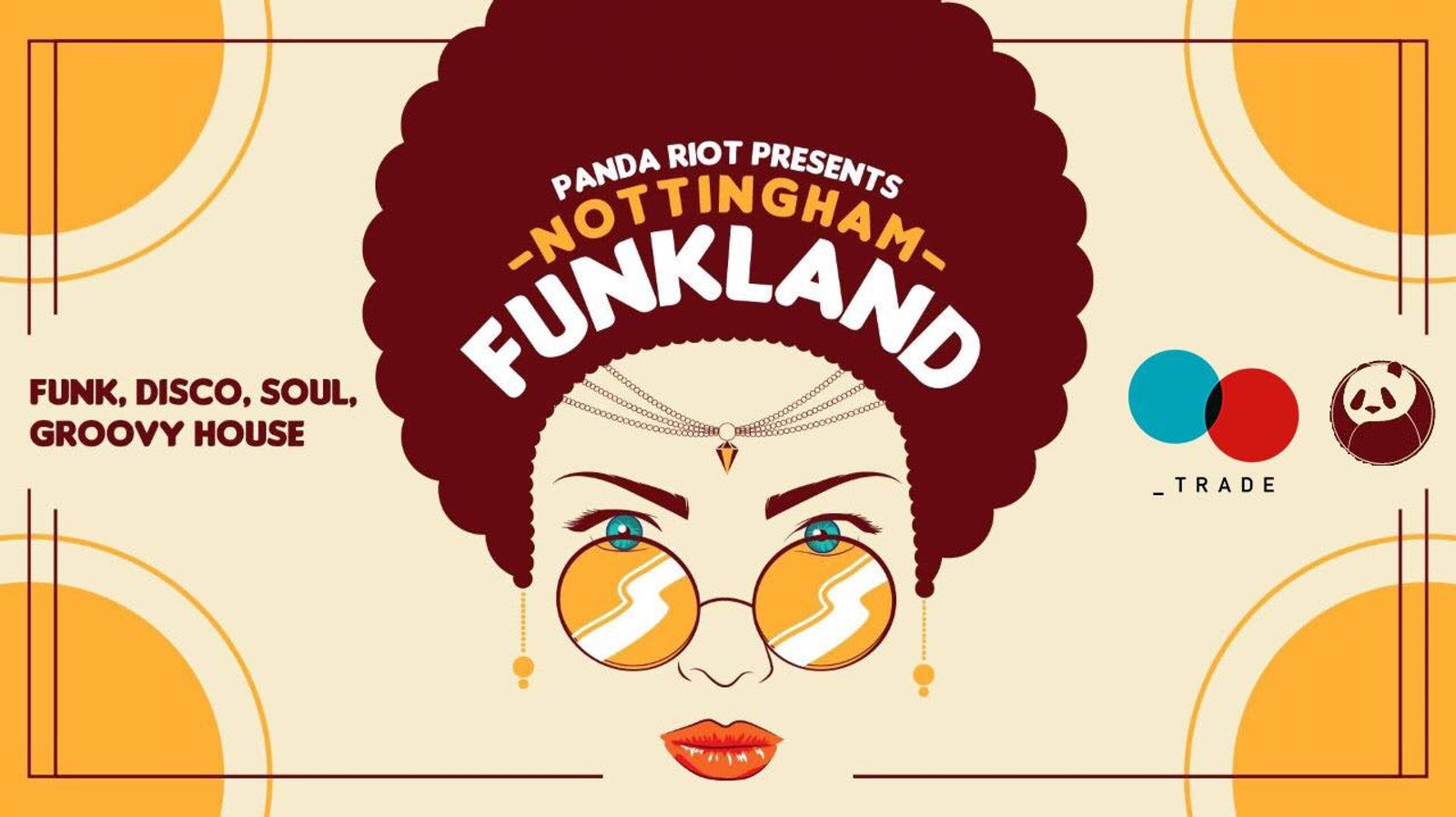 Panda Riot: Nottingham Freshers Funkland