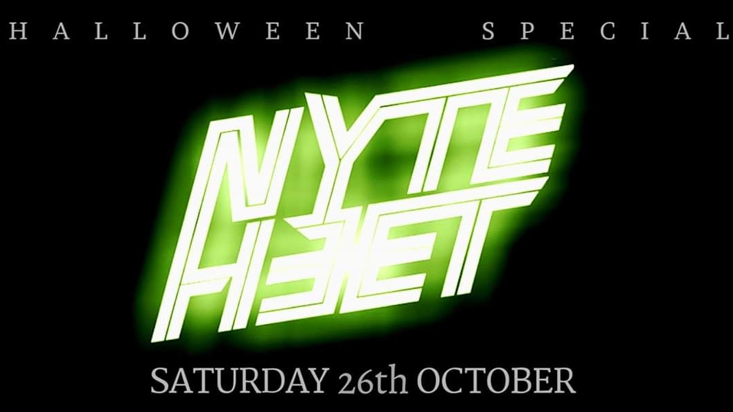 NYTE HEET – glam, sleaze and hard rock Halloween party party