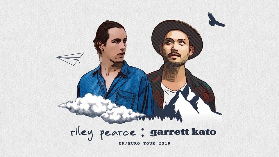 Riley Pearce : Garrett Kato | Rose & Monkey