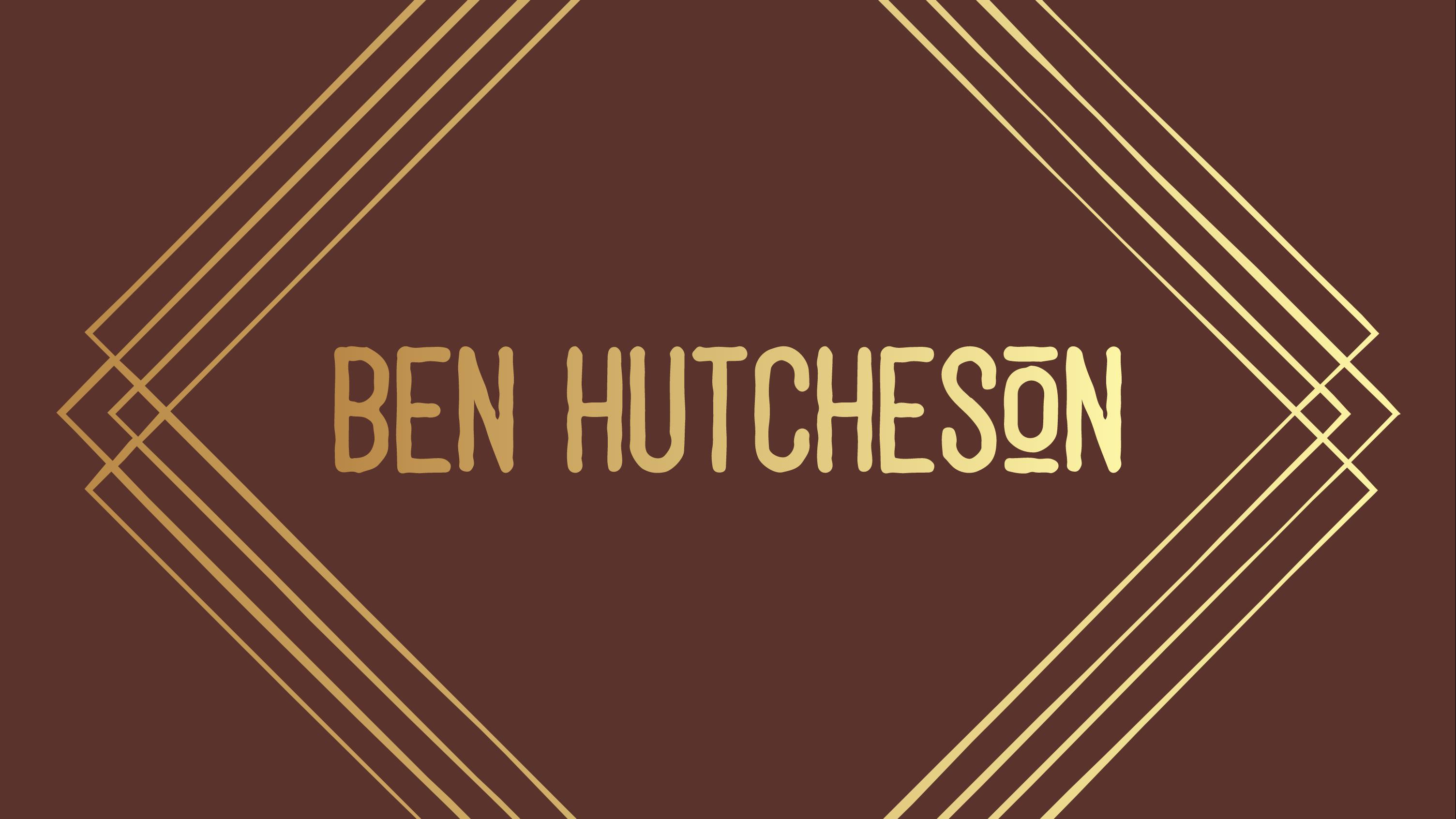 Ben Hutcheson + Nia Nicolls & Elizabeth Pickering
