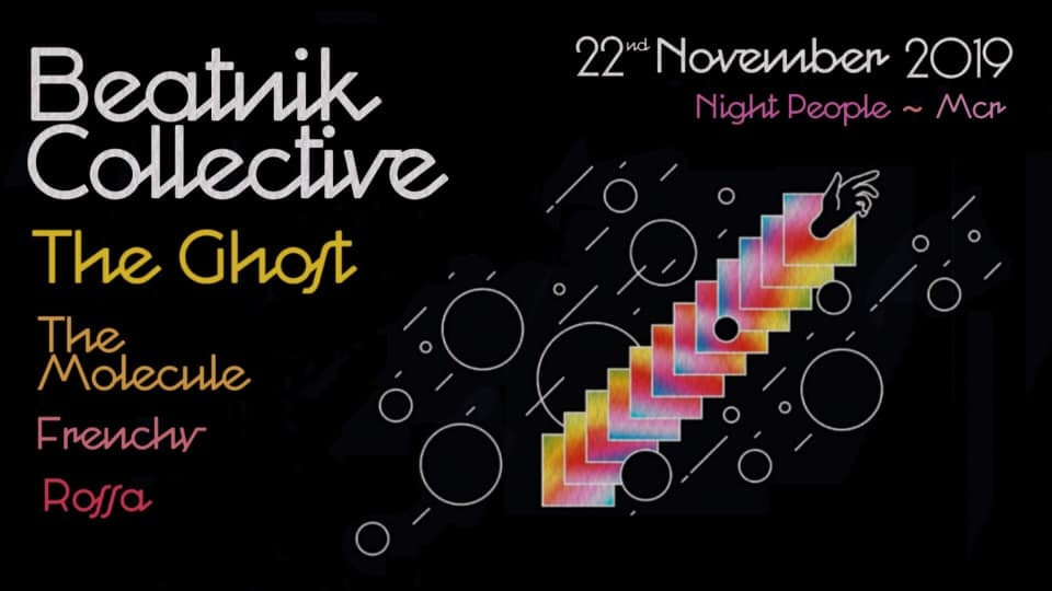 Beatnik Collective Presents // The Ghost