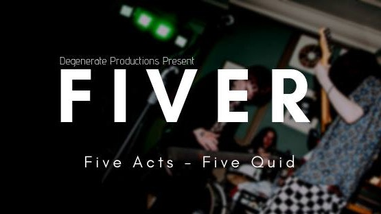 Fiver Manchester: October