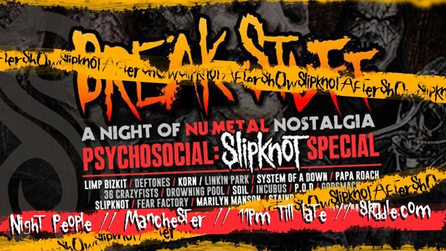 Psychosocial: A Break Stuff Slipknot Special