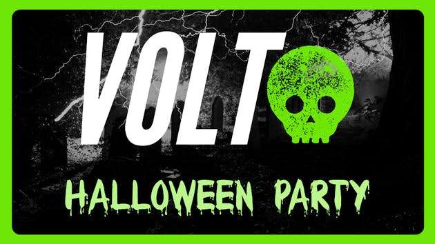 Halloween Feest.Advance Ticket