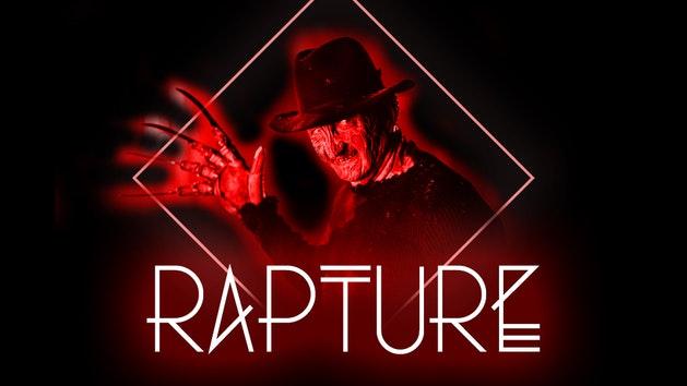 Rapture – 80's & 90's Halloween Party!