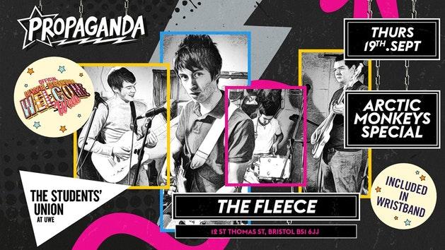 Propaganda's Arctic Monkey Special – THURSDAY SPECIAL!