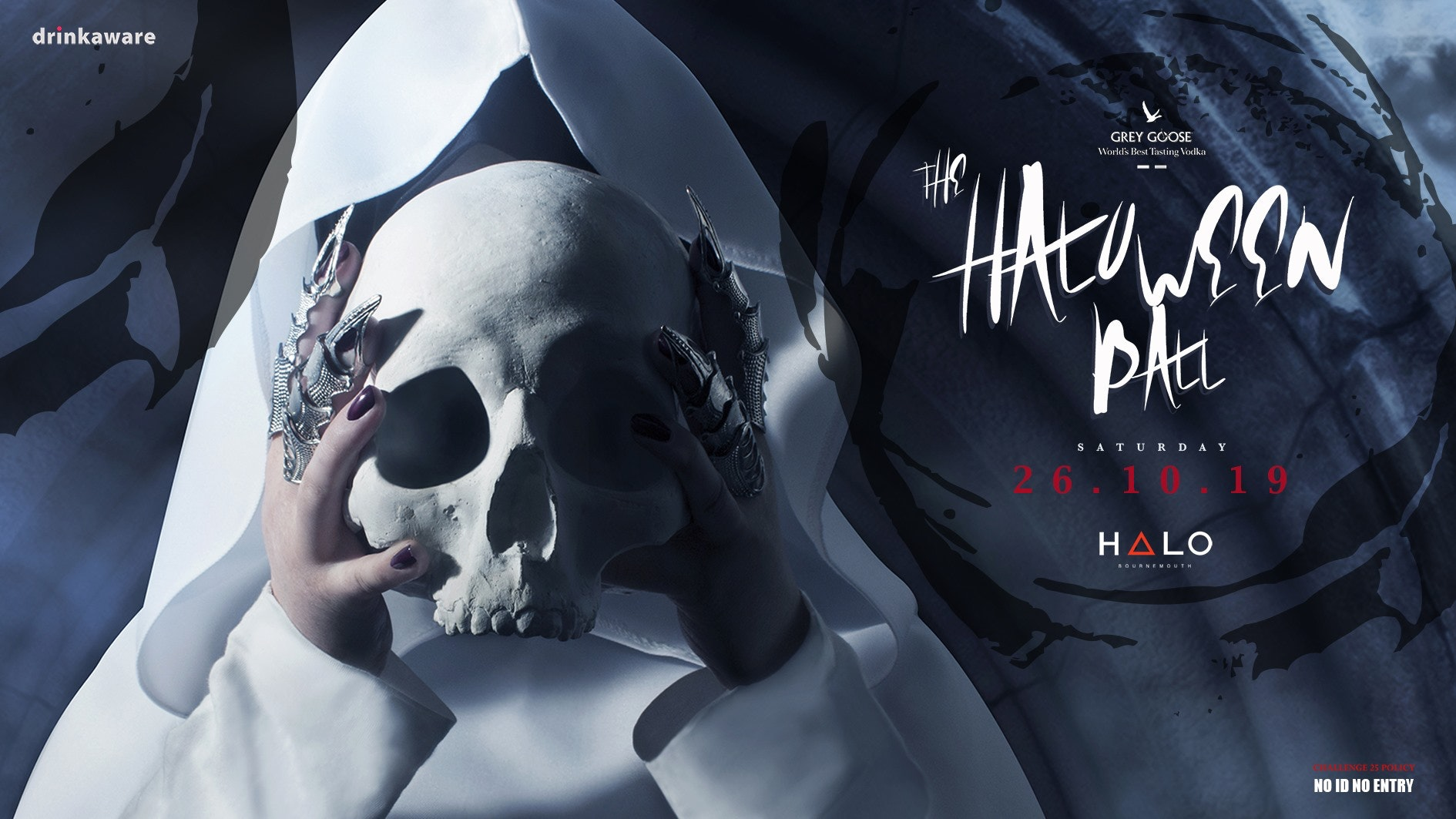 The HaloWeen Ball 2019