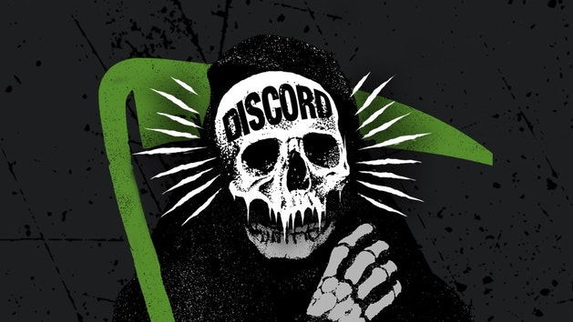 Discord – The Halloween Party!