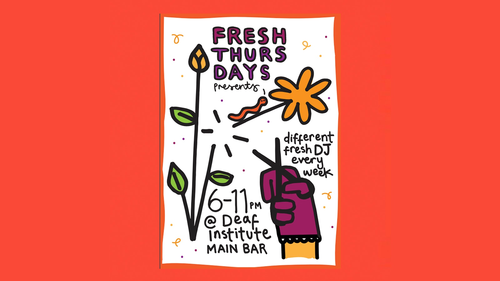 FRESH THURSDAYS PRESENTS … THIRSTY GIRLS COLLECTIVE