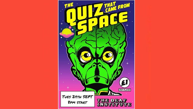 The Quiz That Came From Space