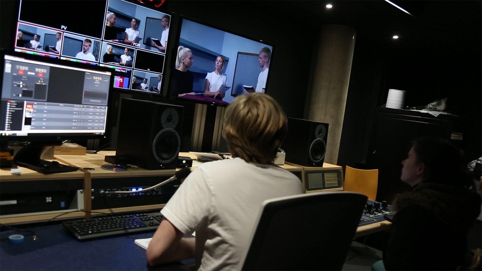 Media and Performance Film Screening