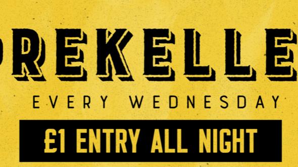 PreKeller – Wednesday