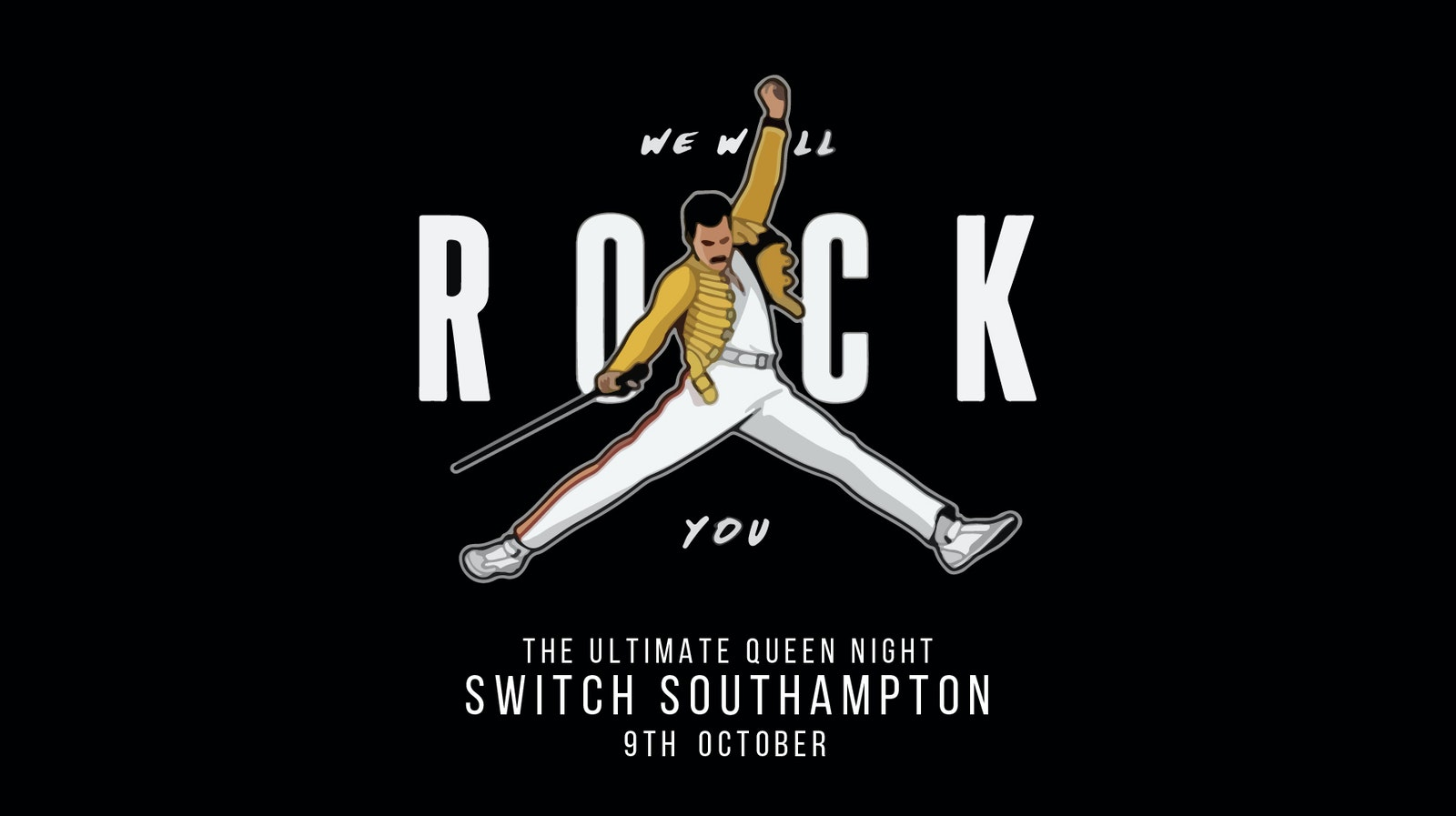 We Will Rock You – The Ultimate Queen Night