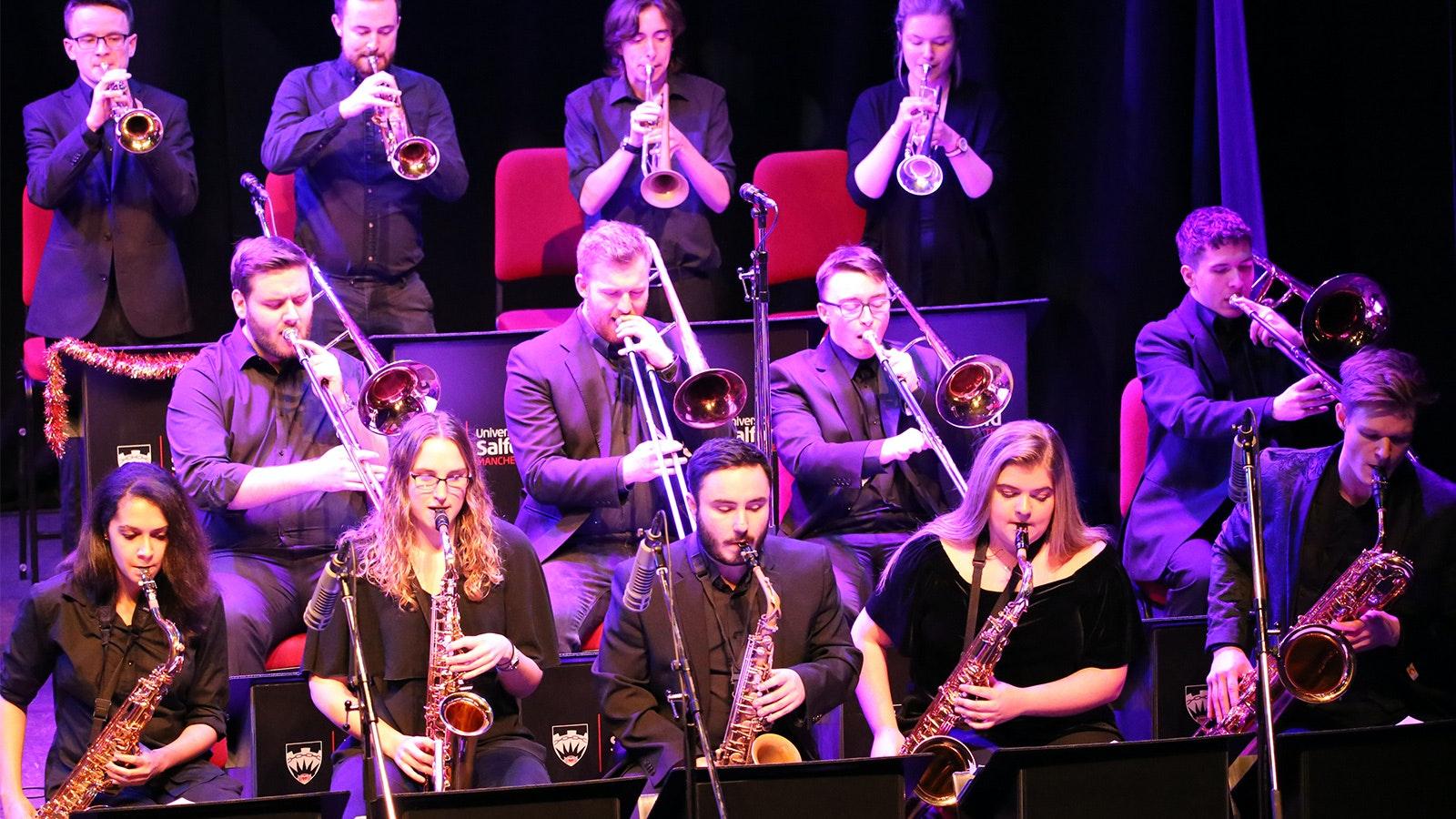University of Salford Big Band Concert