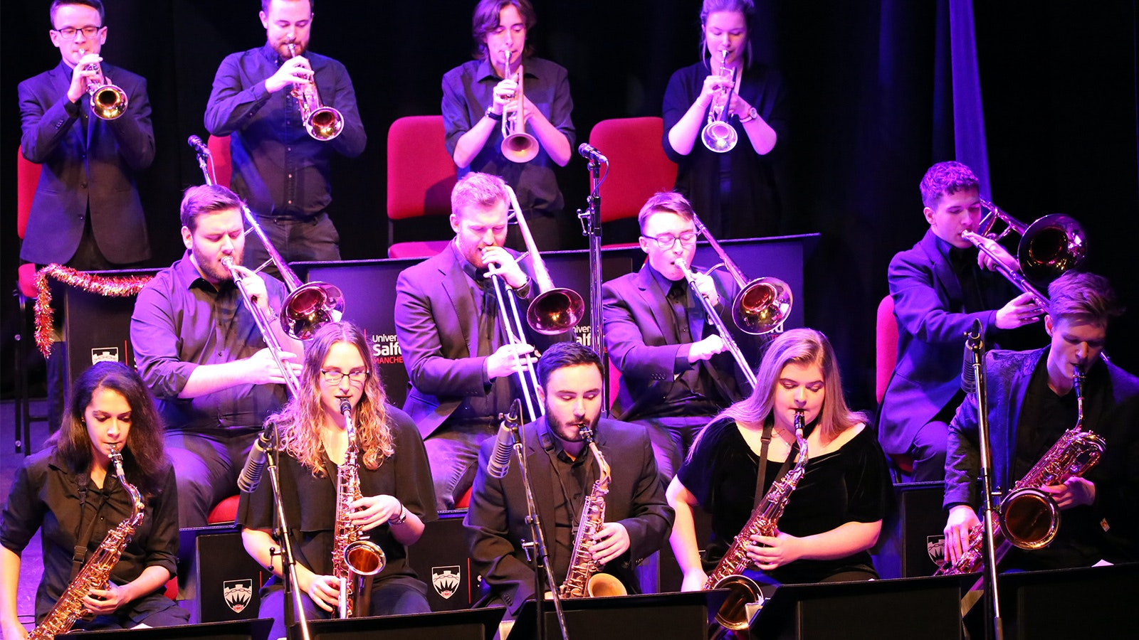 University of Salford Big Band Concert