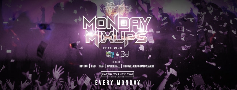 Monday Mixup x Mixers / Coventry Freshers