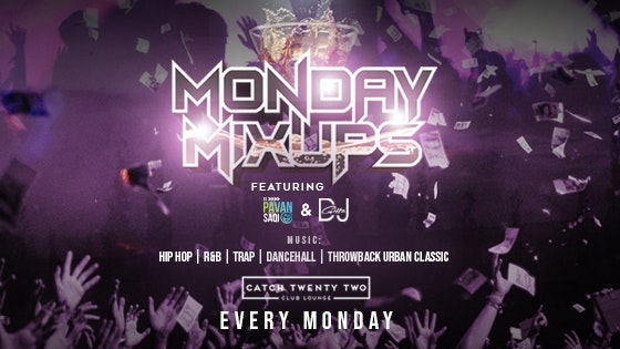 Monday Mixup x Mixers / Coventry Freshers