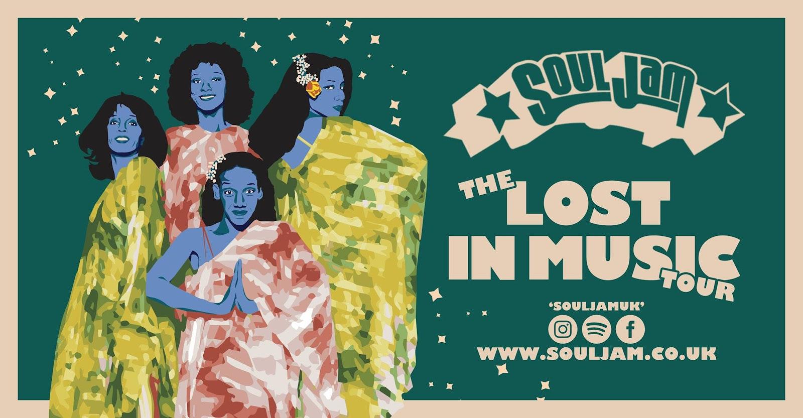 SoulJam: Lost in Music