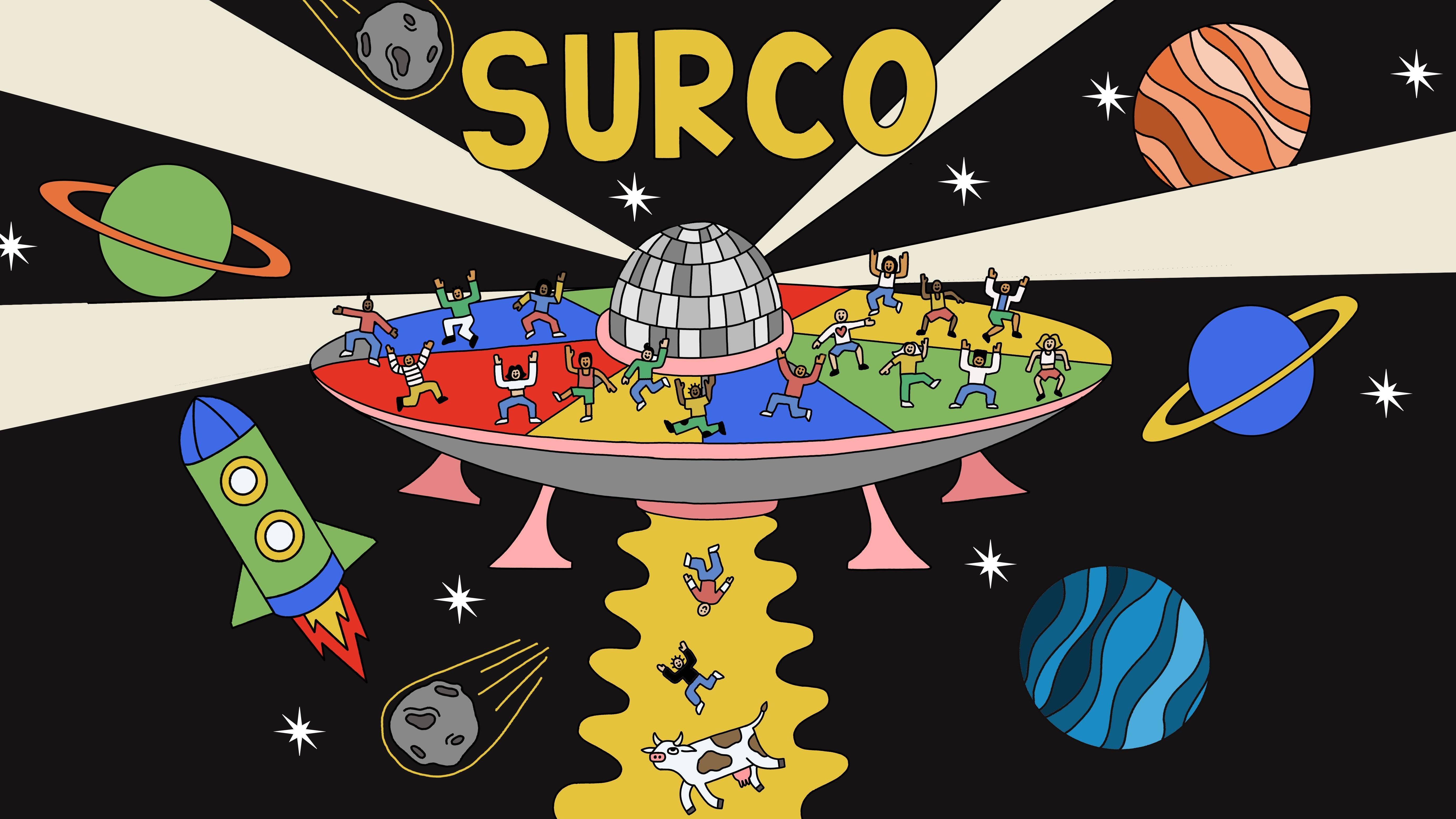 Surco 4th Birthday: Late Nite Tuff Guy
