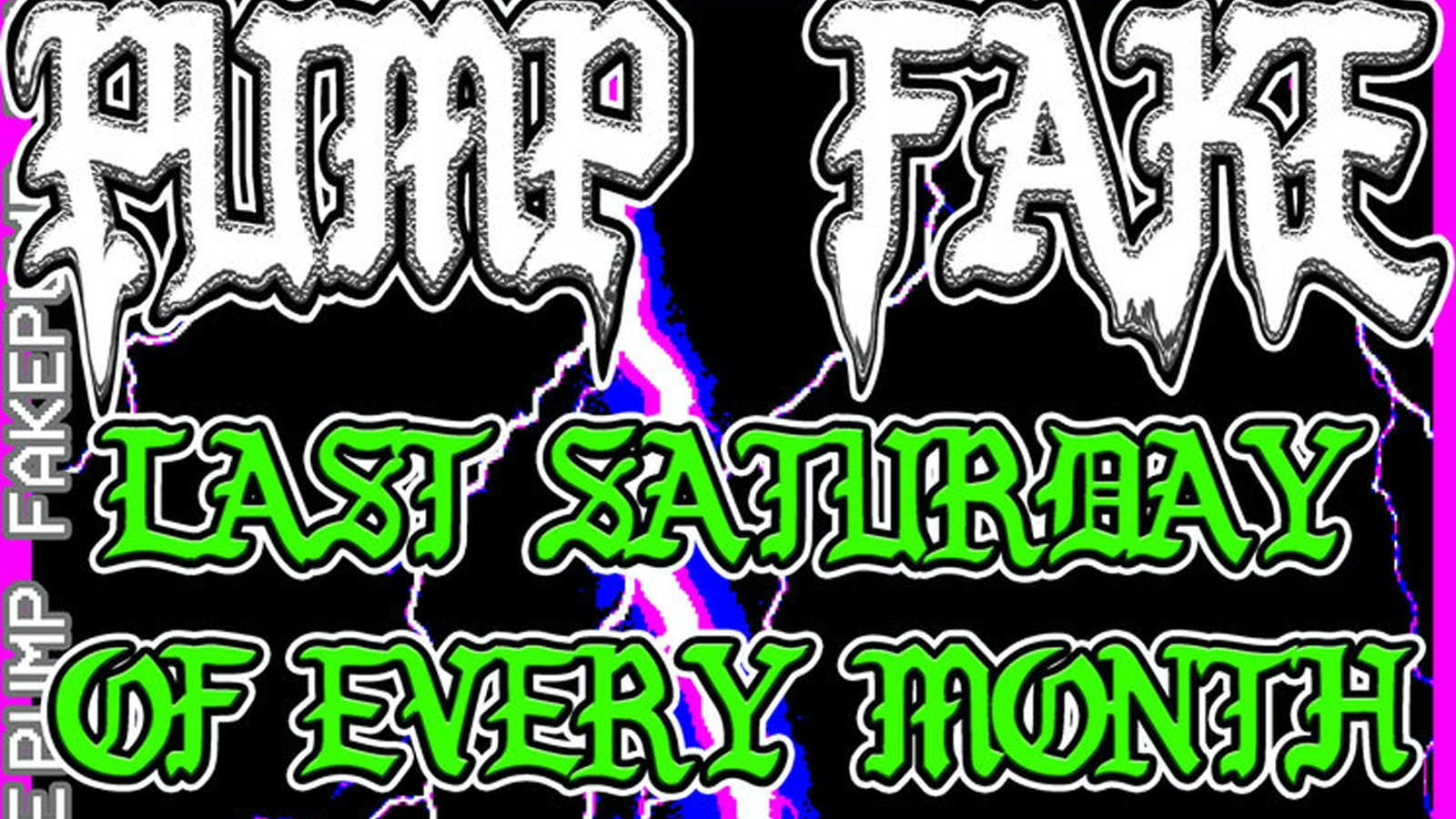 Pump Fake // Hip Hop // Free Entry
