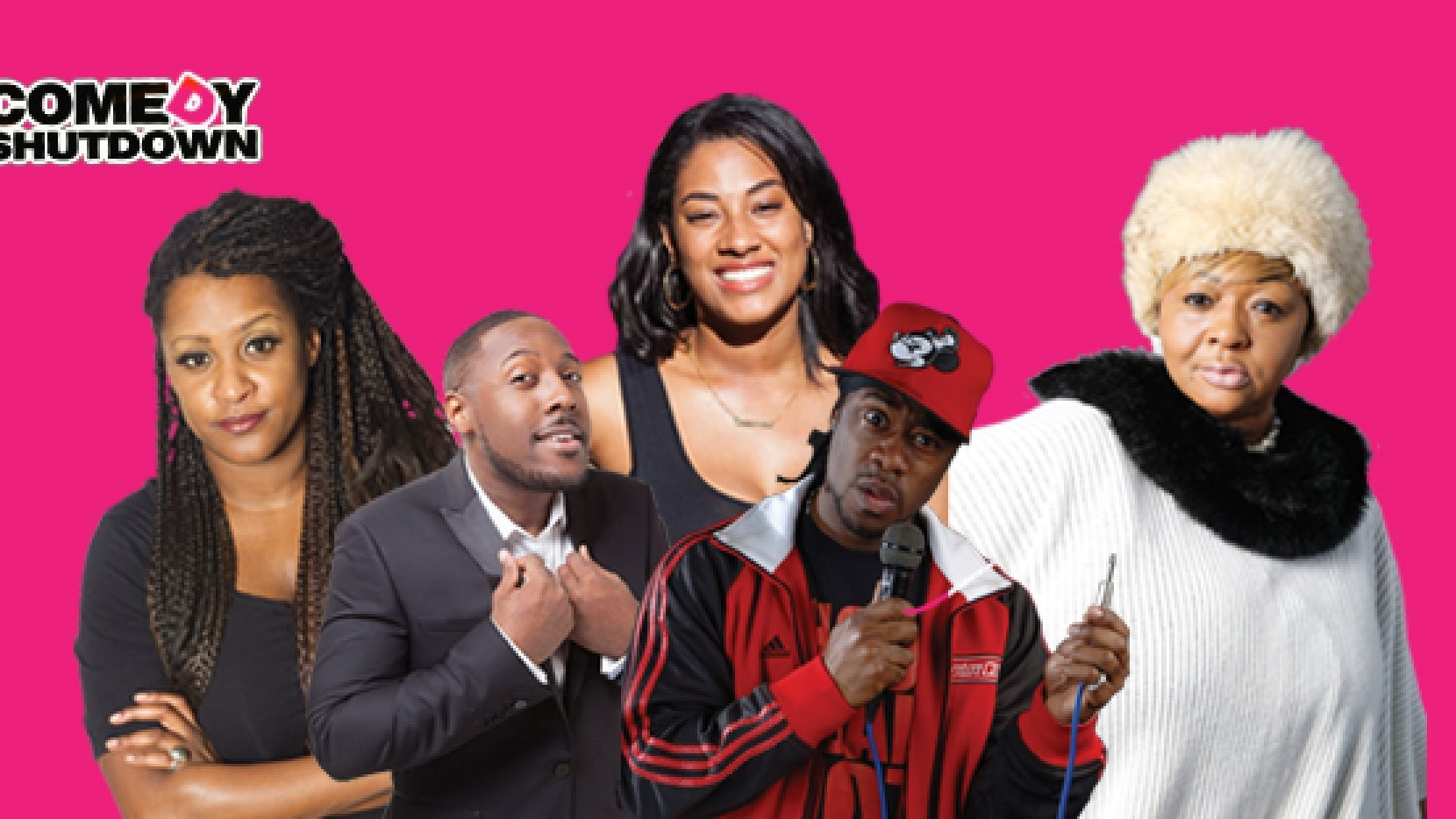COBO : Comedy Shutdown International Womens Day Special – Birmingham