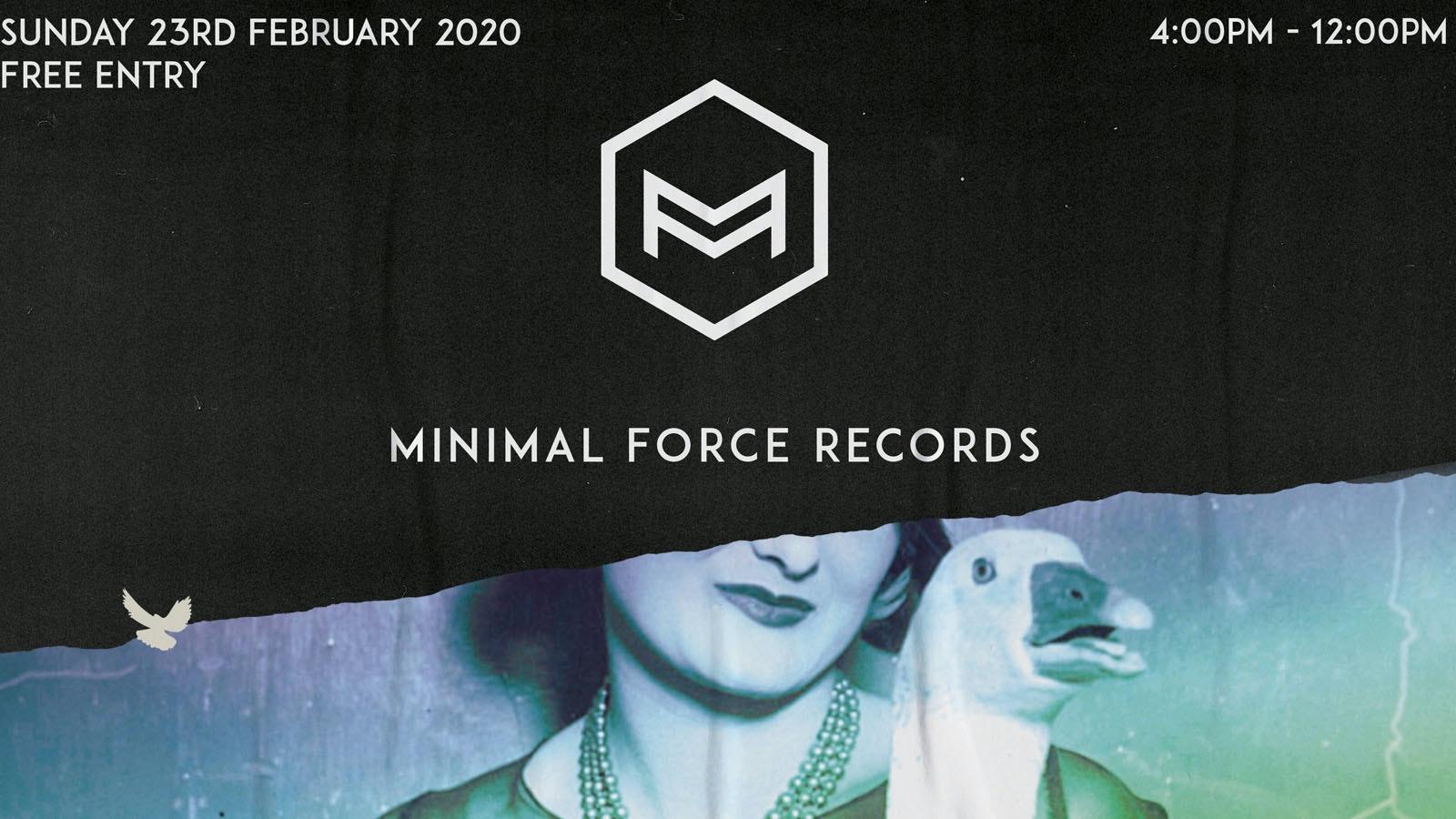 Minimal Force (Free Techno Sunday)