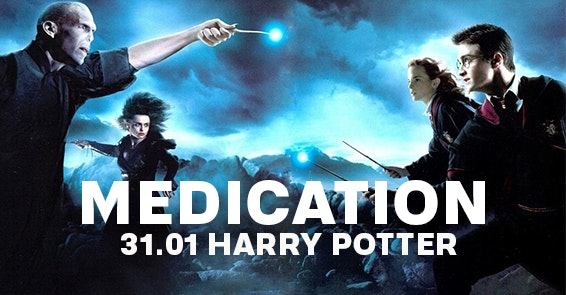 MEDICATION – HARRY POTTER