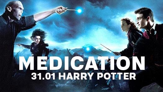 MEDICATION – HARRY POTTER