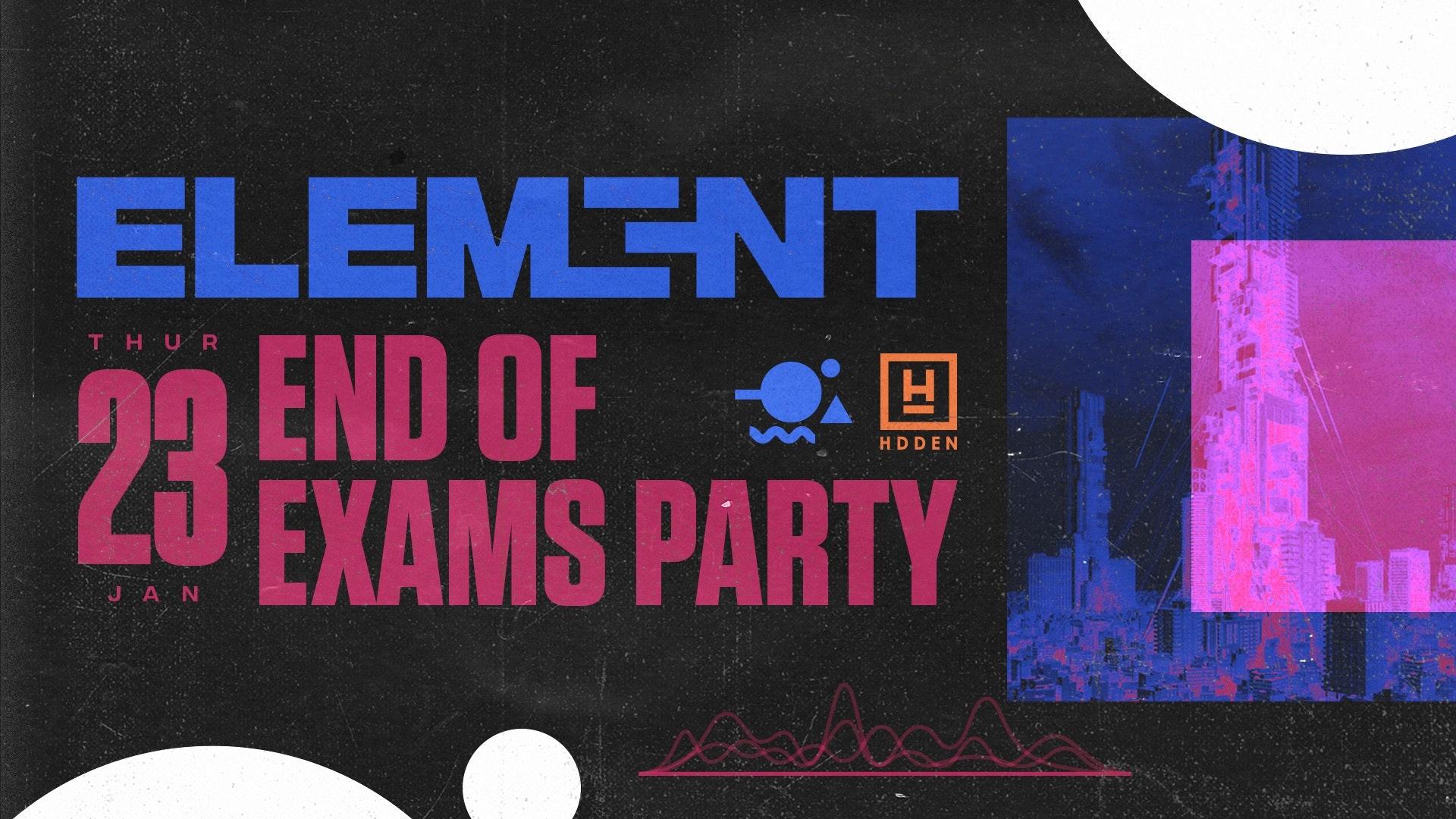 Element. 2020 Opening