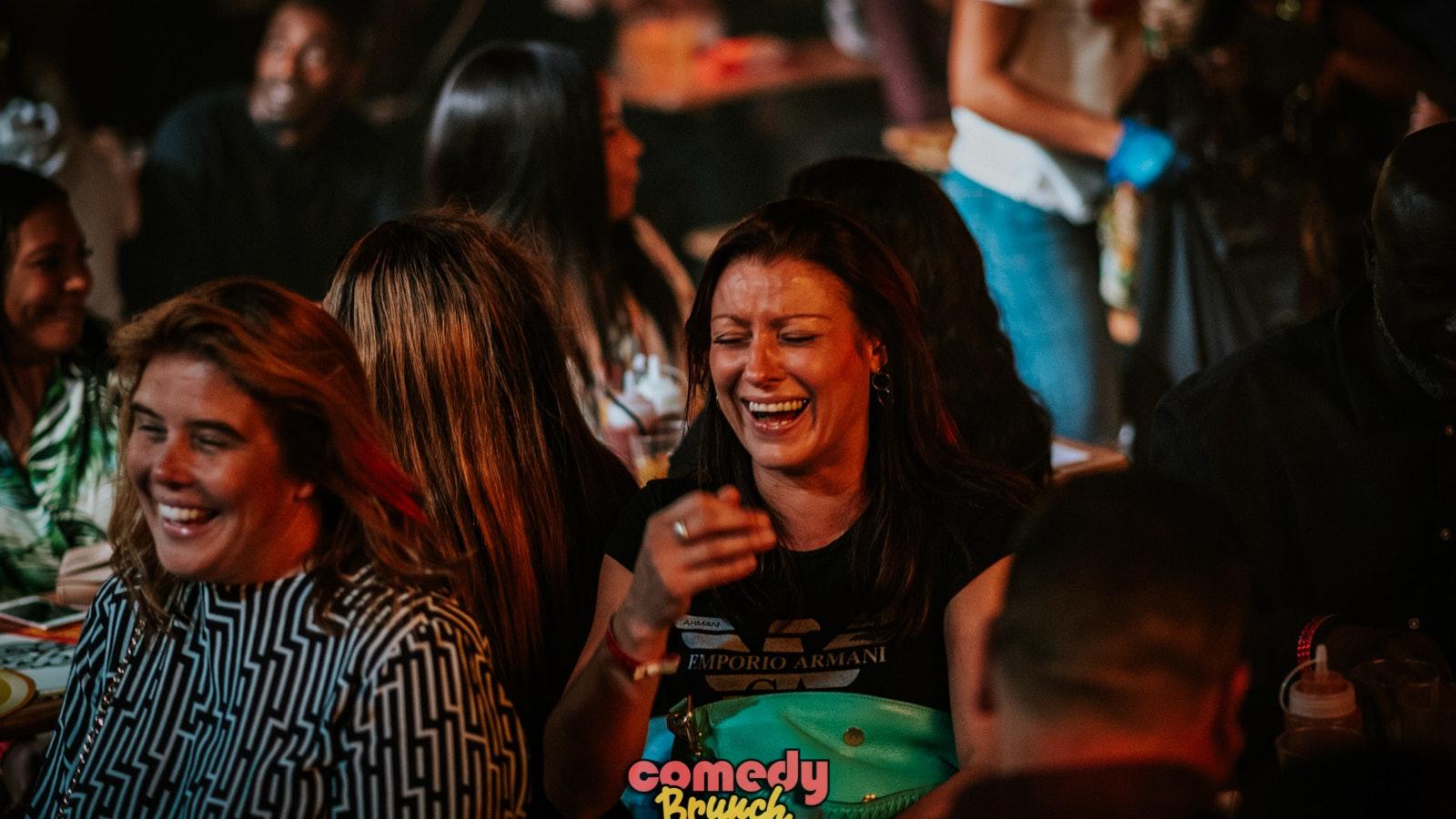 Comedy Brunch – 25th April