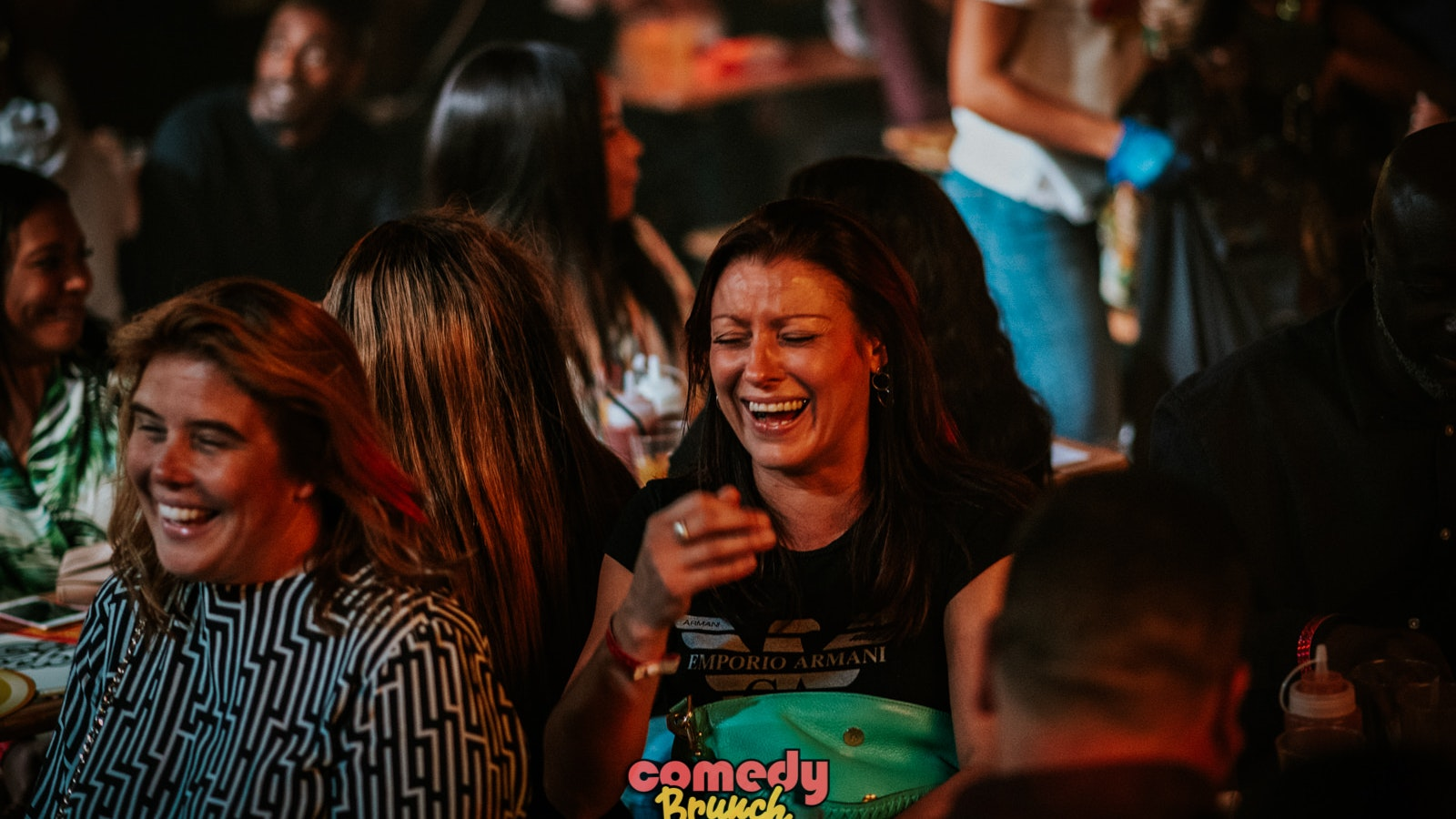 Comedy Brunch – 25th April