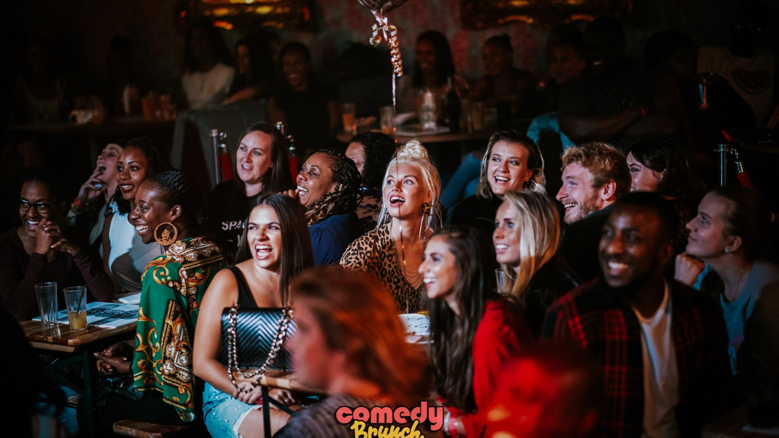 Comedy Brunch – 30th May