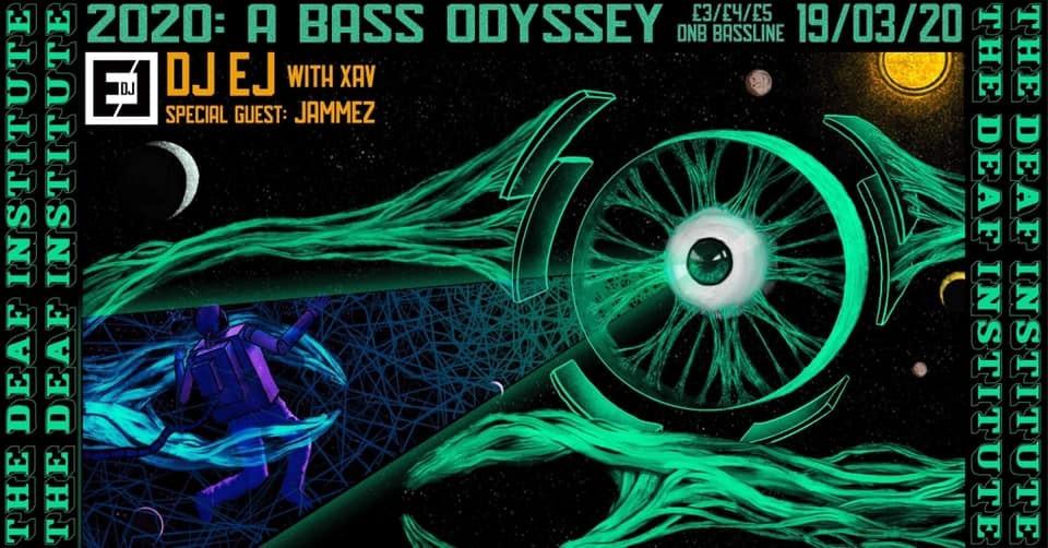 Bass Odyssey w/ DJ EJ