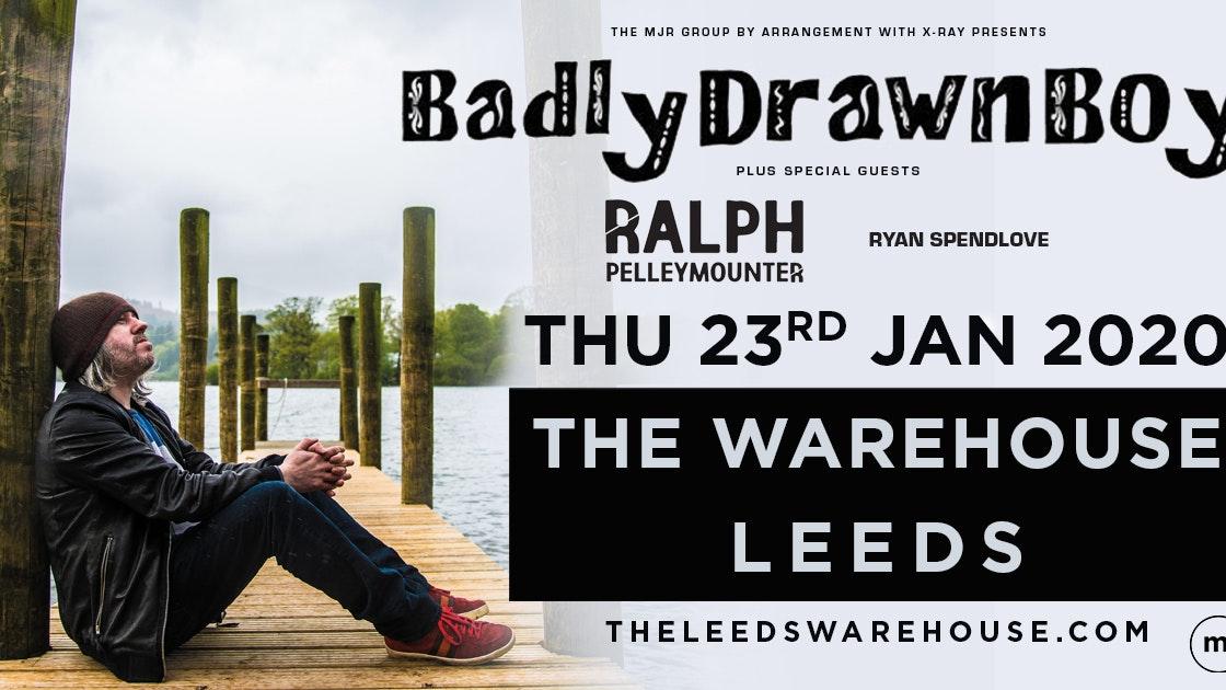 Badly Drawn Boy – Live