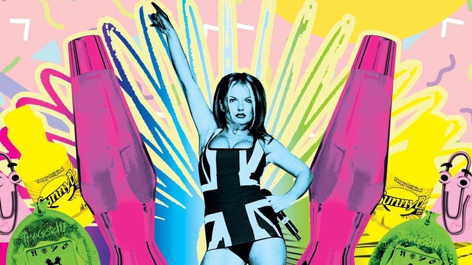 Wannabe – 90's Chart Pop, Hip-Hop & Brit Pop!