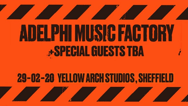Adelphi Music Factory Debut Live Show