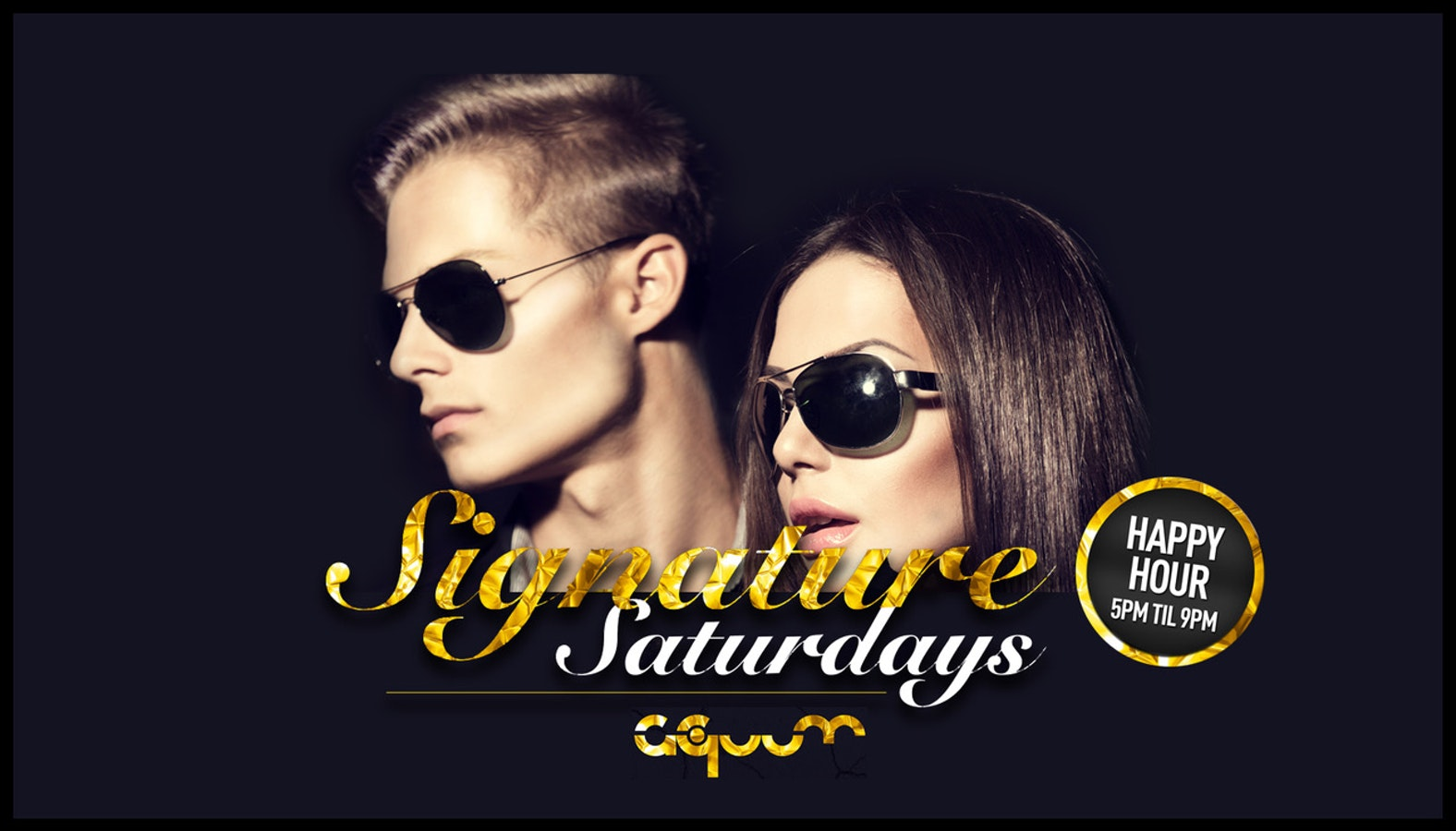 Signature Saturdays