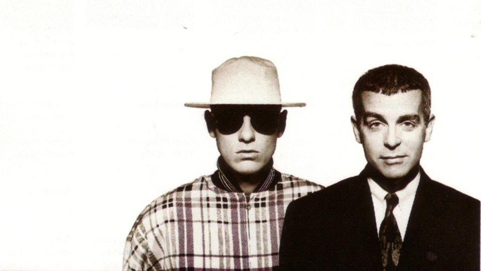 A Pet Shop Boys Discotheque in Manchester
