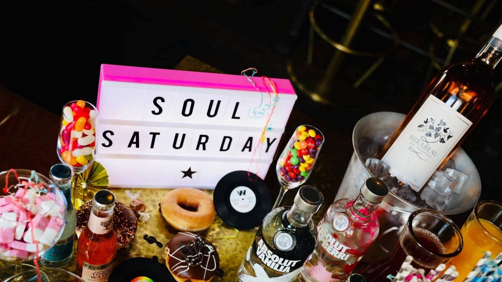 Soul Saturdays