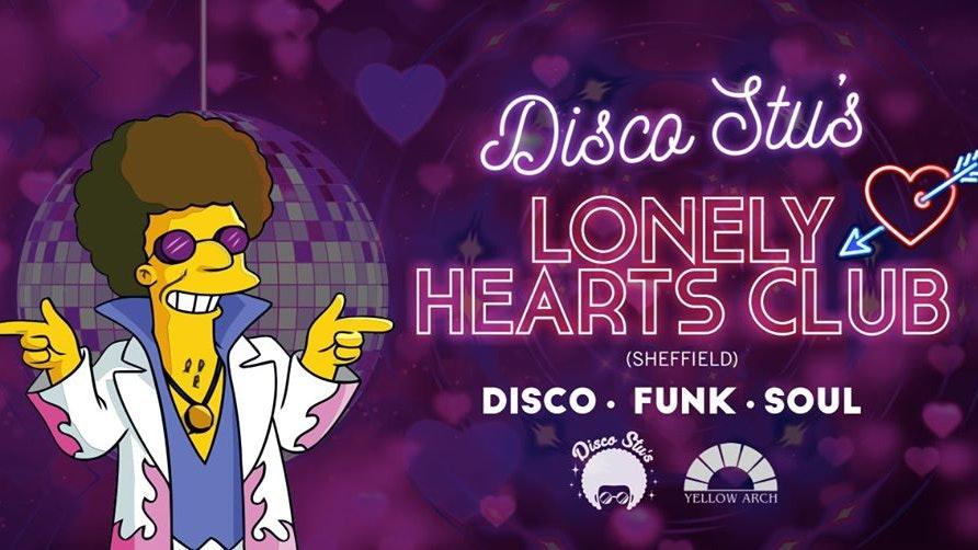 Disco Stu's Lonely Hearts Club