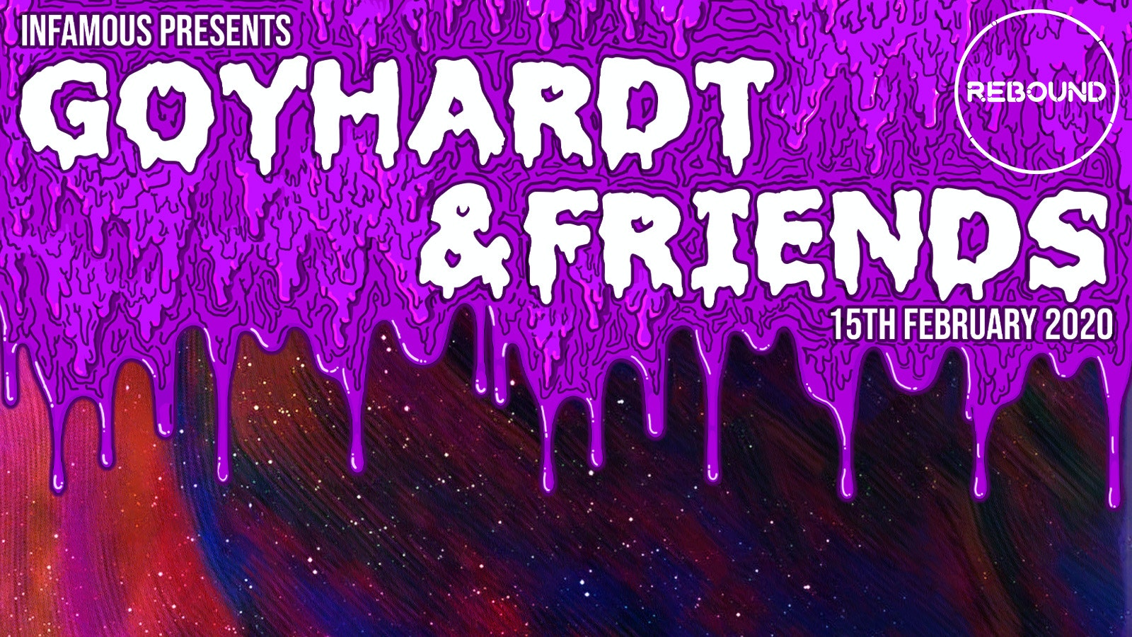 Infamous Presents: Goyhardt & Friends | Hip-Hop & Trap