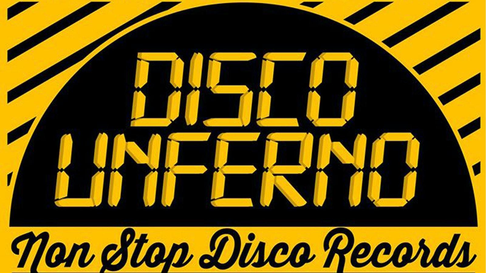Disco Unferno // 70s 80s Funk & Disco